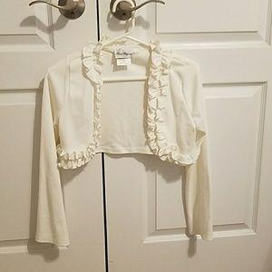 Girls size 14 sweater